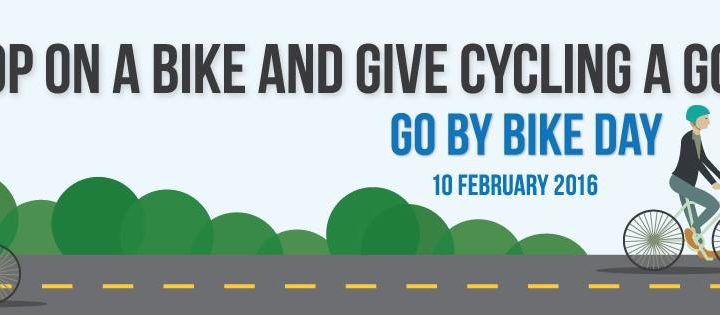 Go By Bike 2016