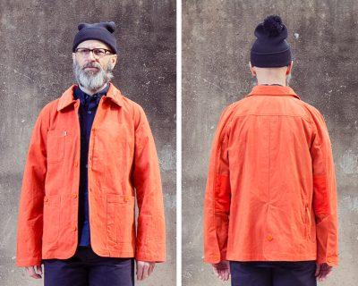 HJUL: Wax Cotton Jacket