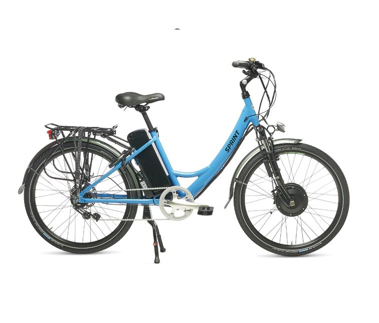 Ezee Sprint Alfine T4 Action Bicycle Club