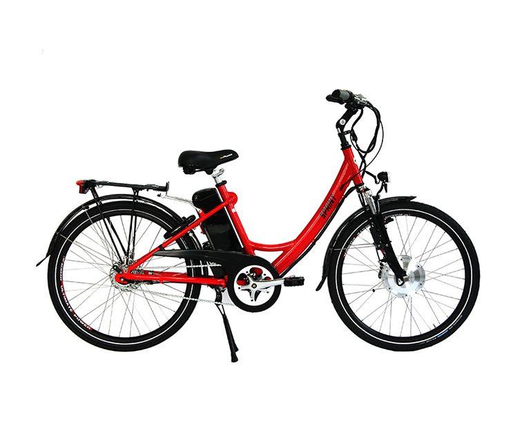 612e1e5ddd3 eZee Sprint Step thru Electric Bike - Action Bicycle Club