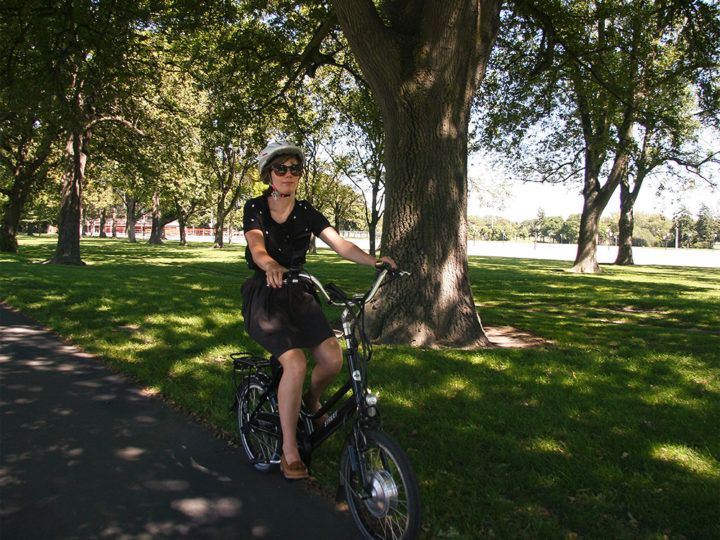 Me and my Ebike