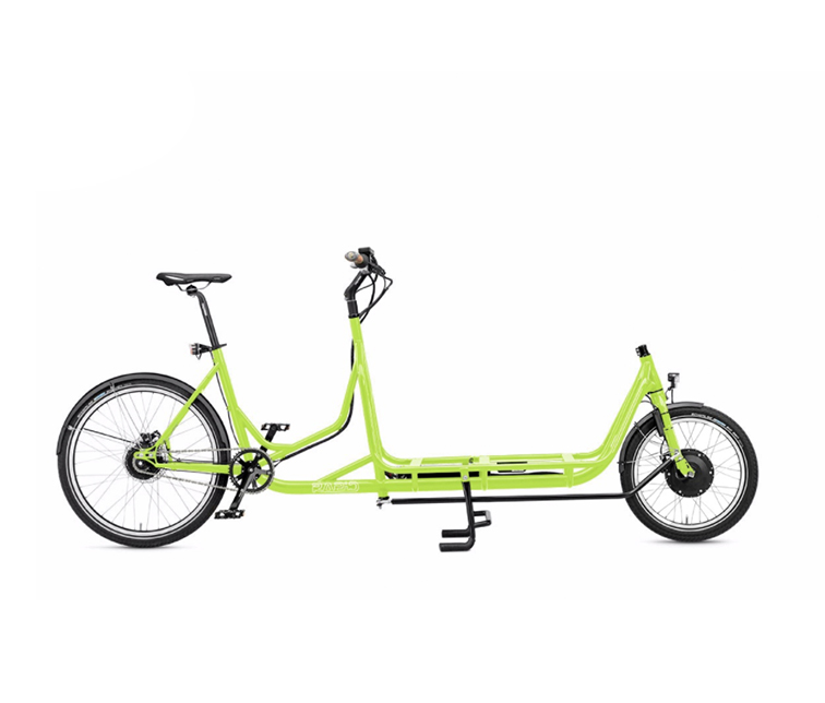 Radkutsche: Rapid - Electric Cargo Bike