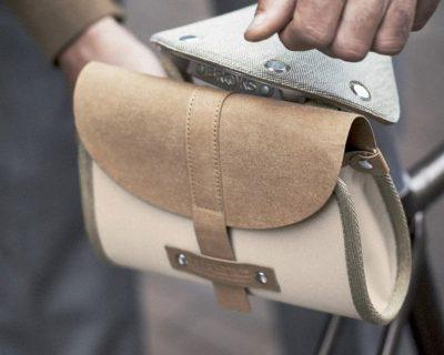 Basil: Portland Saddle Bag