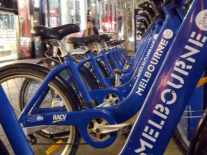 5 reasons Melbourne bike share rocks
