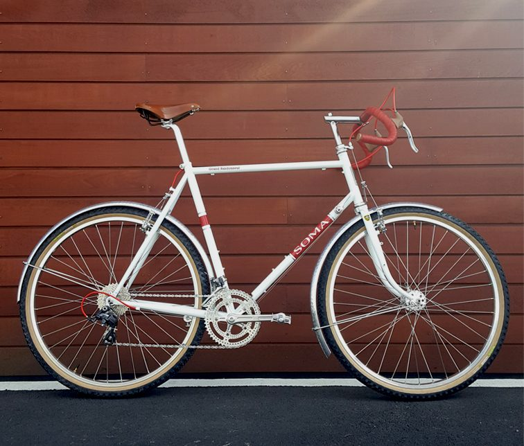 Soma Grand Randonneur: ABC Shop build