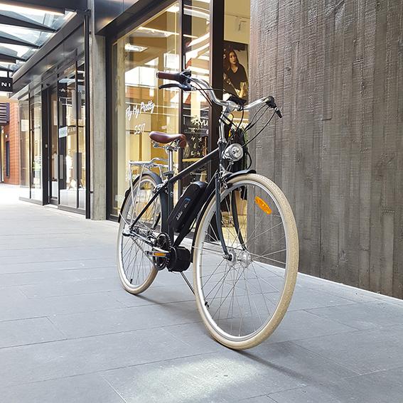 Lekkie: Electric Bike Conversion Kit