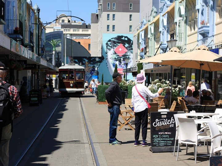 Top 5 things to do in Christchurch in 5 hours