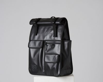 Goodordering: Stealth Rolltop Pannier Bag
