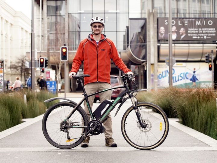 Electric Bike Conversions