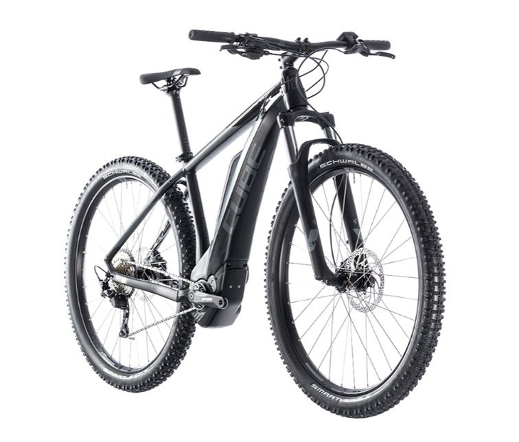 d0f8eb97722 Home>All Products>Electric Bikes>CUBE: Reaction Hybrid Pro 500