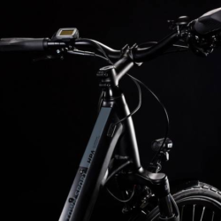 02720f785fcb34 Home All Products Electric Bikes CUBE  Town Sport Hybrid 400 Easy Entry –  2019