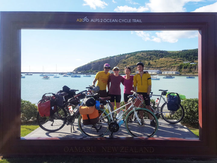 Cycle Touring: Ocean to Alps – a5 Day Self Sufficient Ride