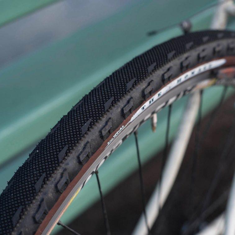 Sim Works x Panaracer The Homage Black Gravel Tyres