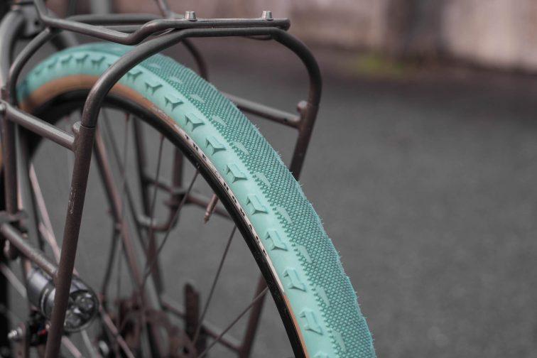 Sim Works x Panaracer The Homage Green Gravel Tyres