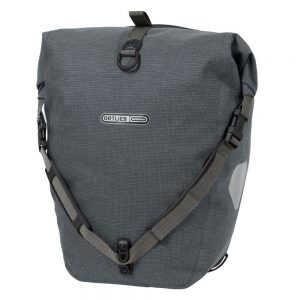 Ortlieb Backroller Urban Bicycle Pannier Grey