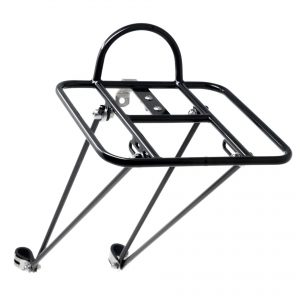 Sim works x Nitto Obento black front bicycle rack