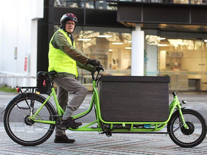 Local Revolutionaries: Cycle Advocate Robert