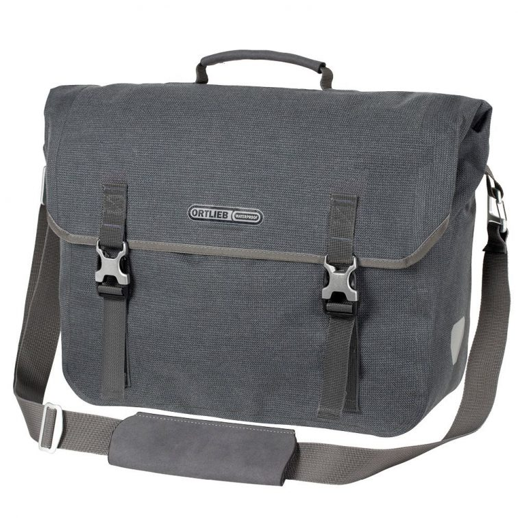 Ortlieb Commuter 2.0 Pannier Grey